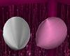 Valentine Floor Balloons
