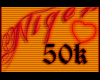 50k // Sticker Payment