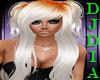 Opal Plat.W/Pumpkin Hair
