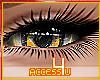 ! Orange Eyes Unisex