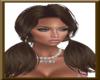 Brown Diva Ponytail