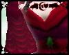 Red Regency Dress