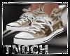 Camo Desert Sneakers