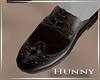 H. Black Dress Shoes