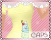 !CAPS ice cream | yellow