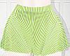 |li| Skirt Green