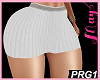 """Bimbo PRG1 White Skirt"