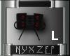 Corset Bracelet Black L