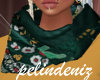 [P] Ethnic scarf