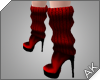 ~AK~ Winter Boots: Red