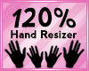 Hand Scaler 120%