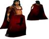 Emperor robe red blk