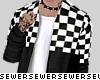 $ checkered jacket