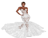Full Lacey Gown