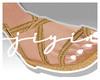 J   Rope Sandals