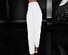 Taylor White Linen Pants