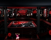 red black rose  club