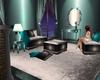 teal furnished