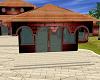 coral/ranch style villa