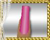 D3~Pink Mat Nails