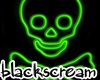 skull neon