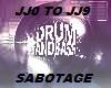 SABOTAGE D&B (euro)