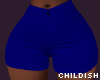 Blue Shorts RLL