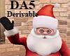 (A) Santa List pet
