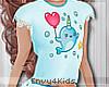 Kids Narwhal Tshirt