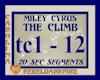 M.Cyrus - The Climb
