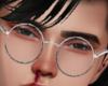 超级 Silver Glasses