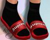 ➽ Supreme Sandals  !!