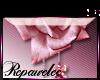 *R* Rose Tassel Sticker