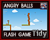 Angry Balls Flash Game