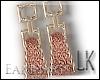 :LK: Jael. Earrings