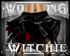 WS ~ Witchy Goth Red