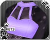 [Pets] Halter | purple