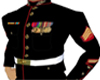 "Dress Blues ""A"" - Sgt"