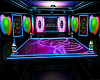 Neon Birthday Room