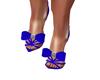 BS}blue shoe