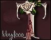 Deco Rose Sticker (T)