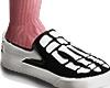 bones / pink socks