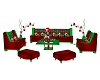 Christmas Sofa Set V2