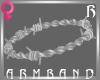 BarbWire ArmbandFR *me*
