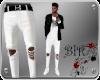 [BIR]White Denim