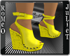 (R&J) Yellow - Wedges