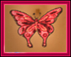 Red&Pink Butterfly Tat
