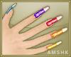[A] Arc~En~Ciel nails