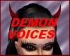 Cuernos del Diabla