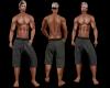 Jay Gray Plaid shorts